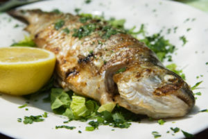 grilledtroutwithlemon
